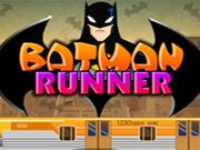 Batman Runner    Your superhero Batman exclusive running game to exhilarate you! Come on guys Run and jump over tons of obstacles in this crazy new endless running game! Grab various power ups on your way to boost your speed. Collect the stars and bucks on your way and dodge the crawling crabs to win the victorious cup. use keyboard to interact  http://ezarcade.net/games/batman-runner/