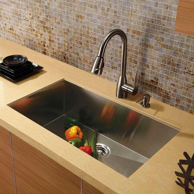 Best 25+ Stainless steel kitchen sinks ideas on Pinterest ...