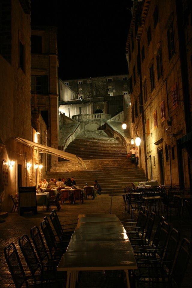 """Vampires in Kings Landing? Most of the scenes from King's Landing and the city of Qarth were filmed in Croatia's famed walled city of Dubrovnik. Between 1736 - 1744 Dubrovnik held vampire trials of 12 people from the island of Lastovo. Read about it in """"Kiss of the Butterfly"""". http://www.amazon.com/gp/product/1483921352"""