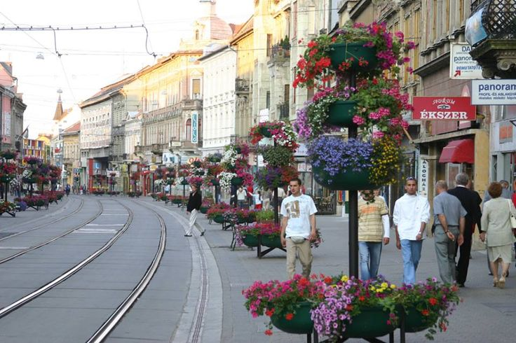 Miskolc. Hungary