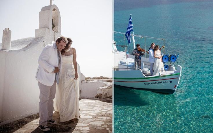 Naxos Wedding | Mitos Wedding Hotel #MitosSuites #Naxos #Greece