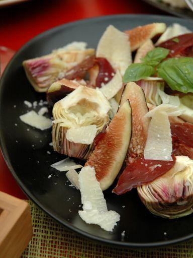 Les 44 meilleures images du tableau figues sur pinterest - Comment cuisiner les coeurs d artichaut ...