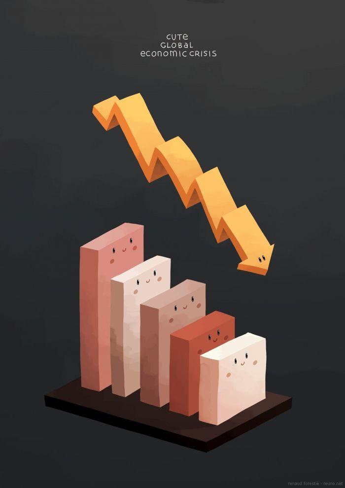 Cute Global Economic Crisis
