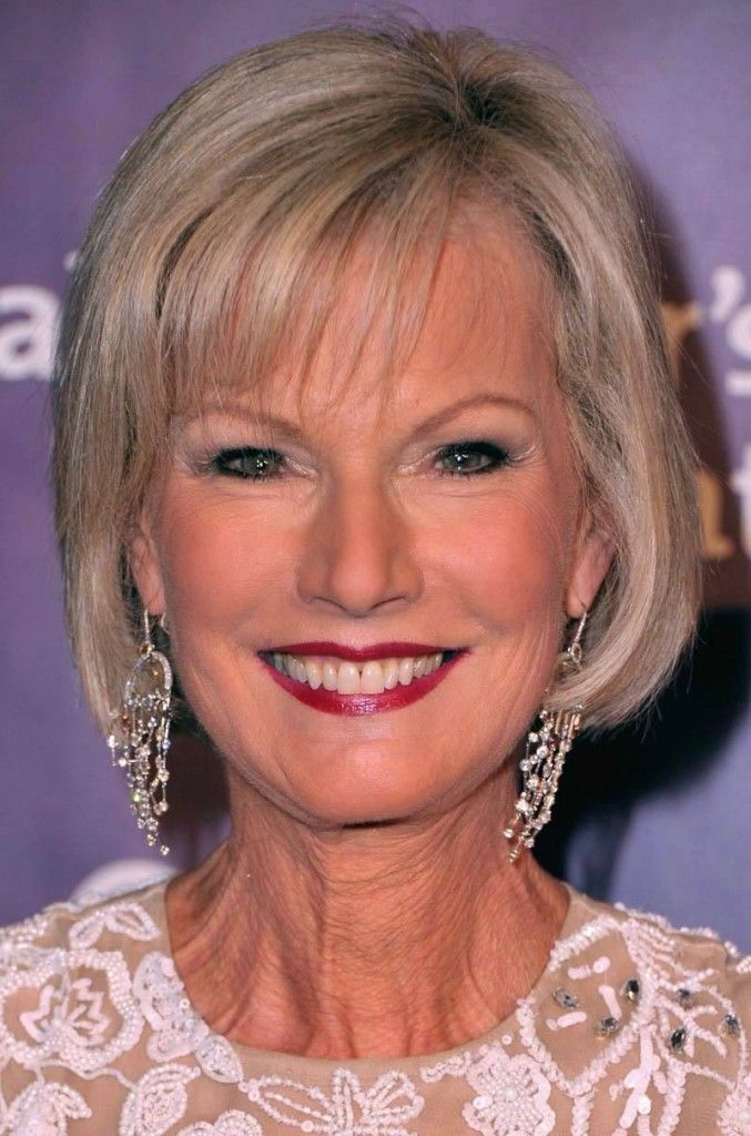 Short Hairstyles For Women Over 50 With Fine Thin Hair