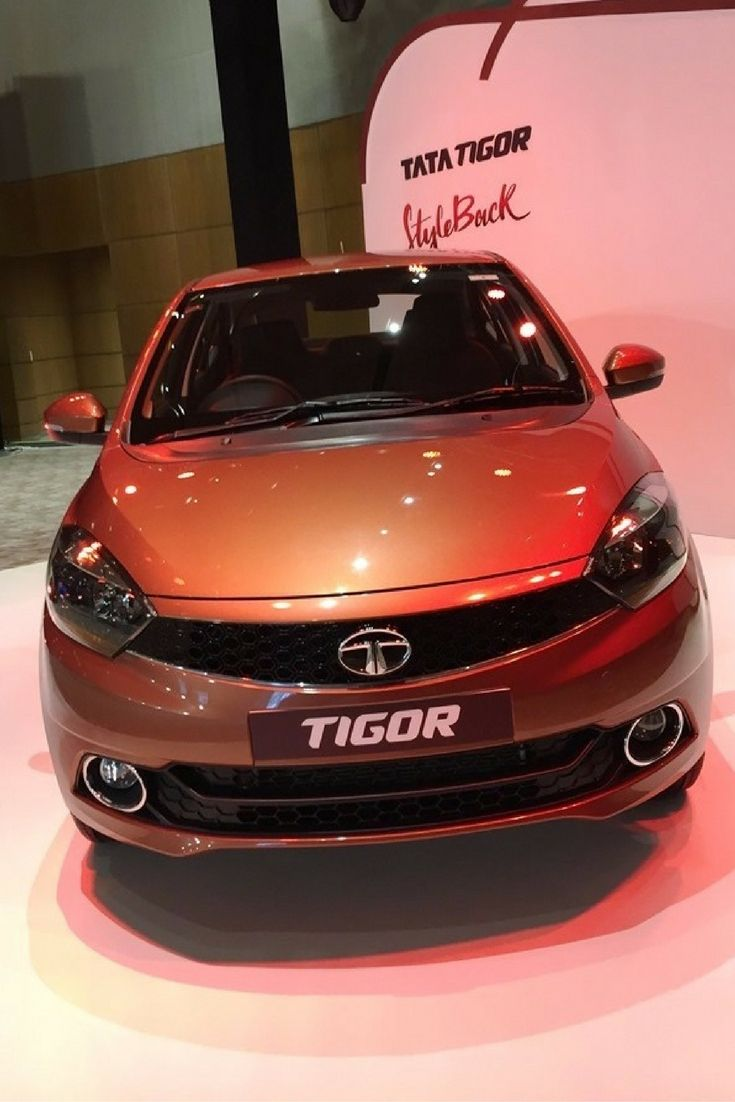 Tata Tigor - Experience Drive & First Impressions