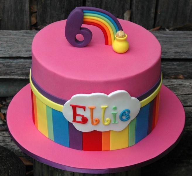 Birthday-Cakes-6-Years-Old-Girl-2.jpg (656×600)