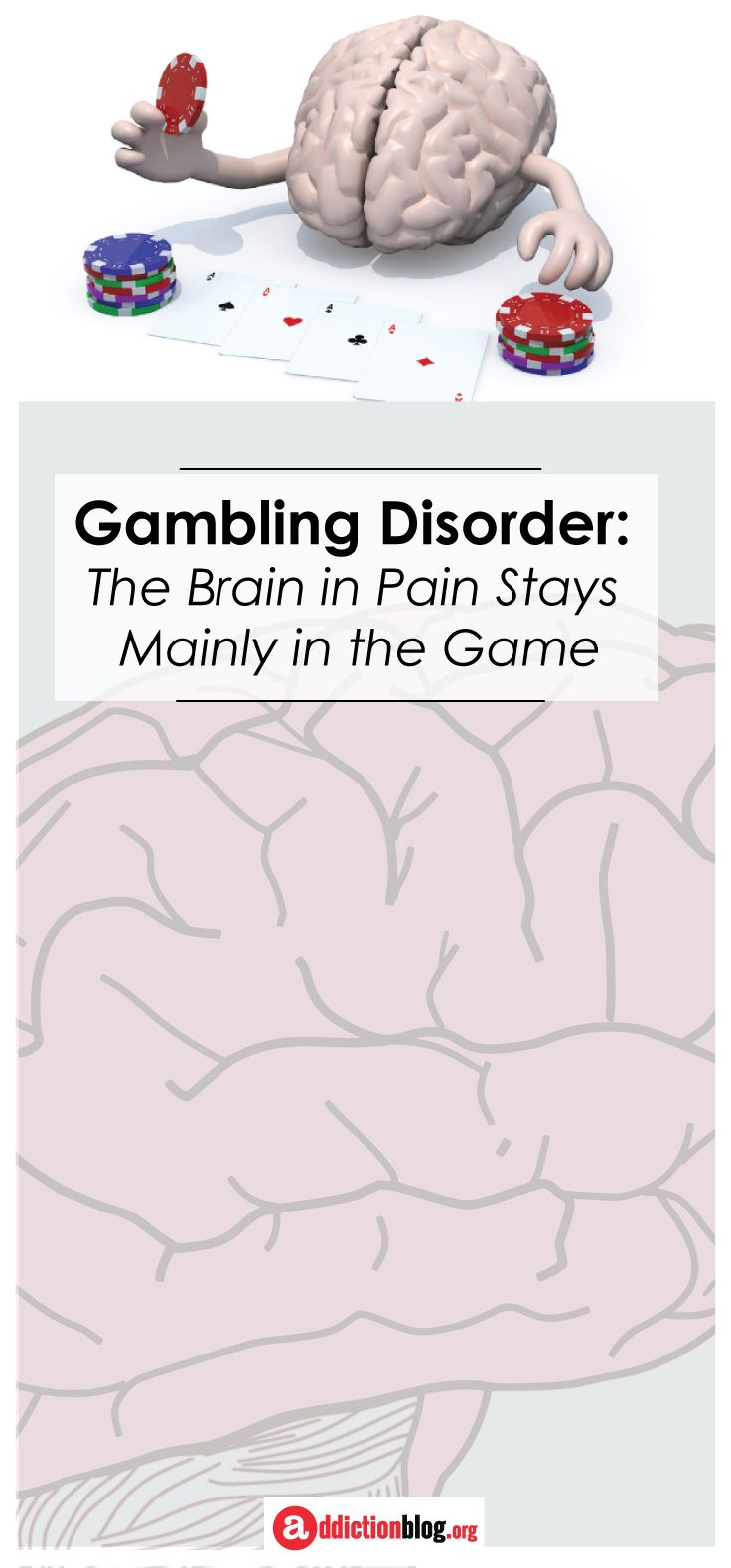"Understand brain function to address a gambler's behavior and plan for recovery. Colin Hodgen, Ph.D. explains what drives the #gambling behavior in problem gamblers and suggests proven gambling #addiction treatments that can help. More, here. ""a"" is for addiction 