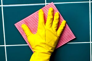 Cleaning Gross Bathroom Grout | Stretcher.com - You are sure to get your grout grime-free with one of these suggestions!