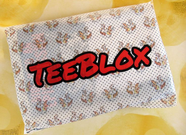 TeeBlox is a monthly t-shirt subscription – see our September 2016 review of the Marvel Comics edition!  - http://hellosubscription.com/2016/09/teeblox-september-2016-subscription-box-review-coupon-marvel-t-shirt/ #TeeBlox #subscriptionbox
