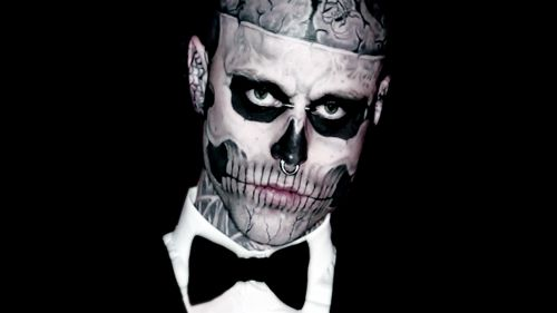 """Zombie Boy. I wasn't sure if I should put this under """"Eye Candy"""" or """"Creating Beauty"""", but I voted """"Eye Candy"""". :)"""