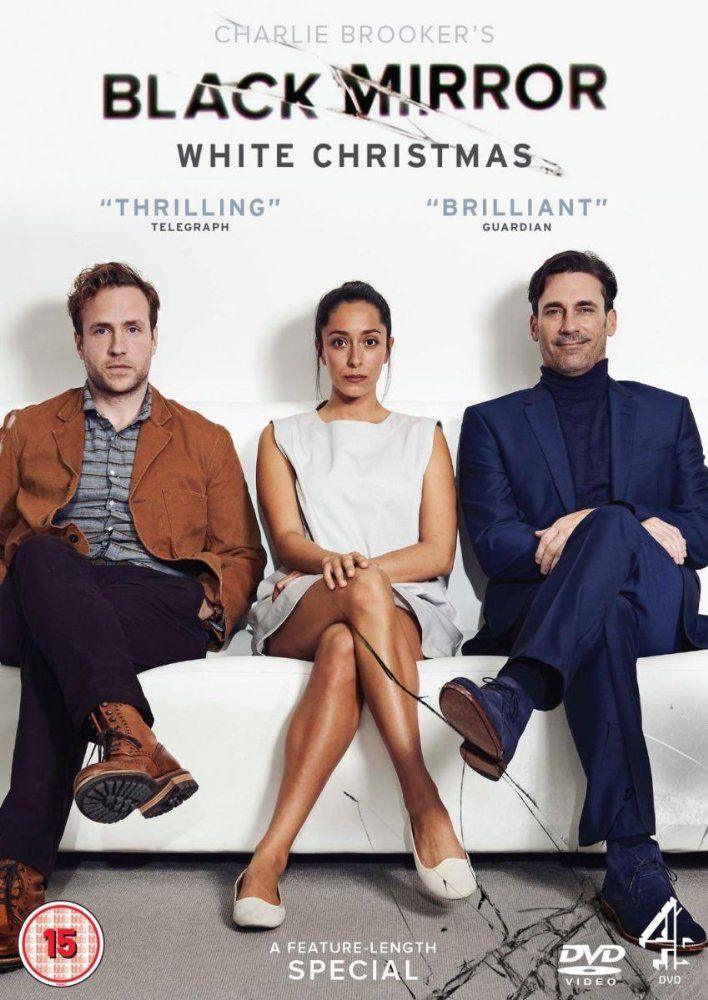 "Black Mirror (2014) Special ""White Christmas"" Season 2, Episode 4 | 1h 13min | Drama, Sci-Fi, Thriller | Channel 4 (2011–14) | ブラック・ミラー スペシャル版 ホワイトクリスマス"