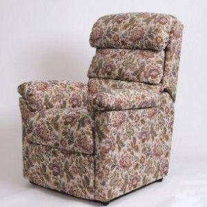 Dalerise Rise Recline Armchair - Button back