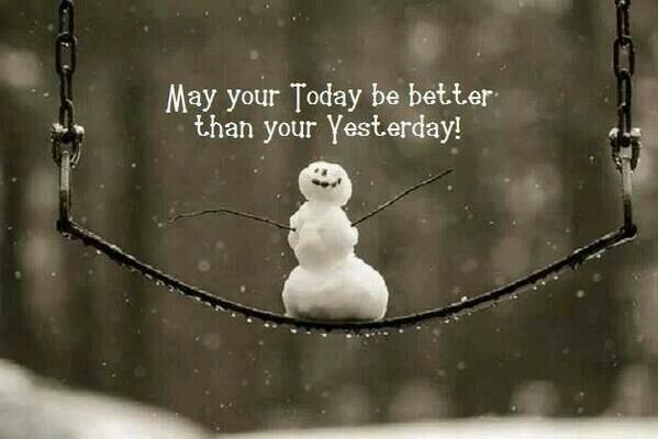 Good Morning Snow Quotes. QuotesGram