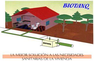 AmericaEcologica.com.ar - BIOTANQ - Planta de tratamiento de efluentes