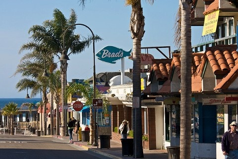 Downtown Pismo
