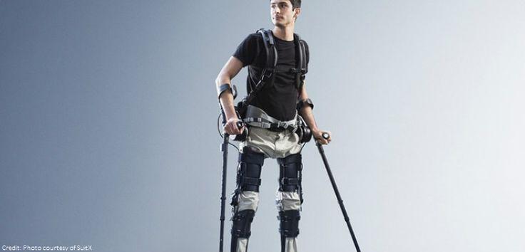 SuitX, une entreprise spécialisée en génie mécanique, veut bouleverser le monde de l'assistance aux personnes handicapées. Après une décennie de recherche, le laboratoire a dévoilé le projet Phoenix qui a déjà permis de refaire marcher son premier testeur paraplégique.