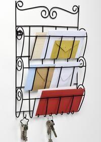 17 migliori idee su organizzazione di parete su pinterest - Portaspezie da parete ...