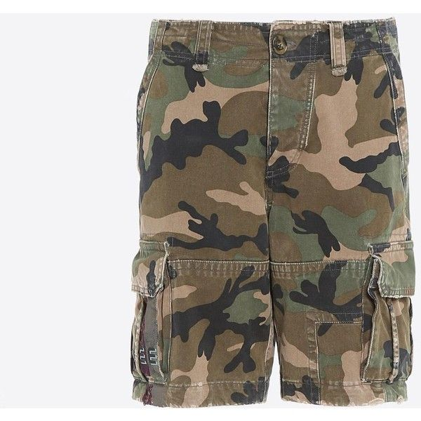 Valentino Uomo Id Camouflage Bermuda Shorts ($1,105) ❤ liked on Polyvore featuring men's fashion, men's clothing, men's shorts, military green, tall mens clothing, mens camo shorts, camouflage mens shorts, tall mens shorts and mens bermuda shorts