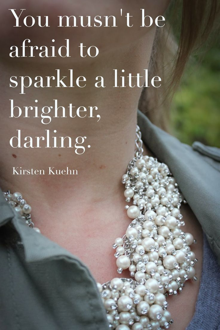 #quote of the #week #shine #sparkle #diva #fashion #style #trends #accessories #jewelry #buy #shop #online only at #zahrajani www.zahrajani.com