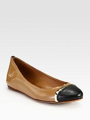 Tory Burch #designer #fashion #style #shoes #flats $100!