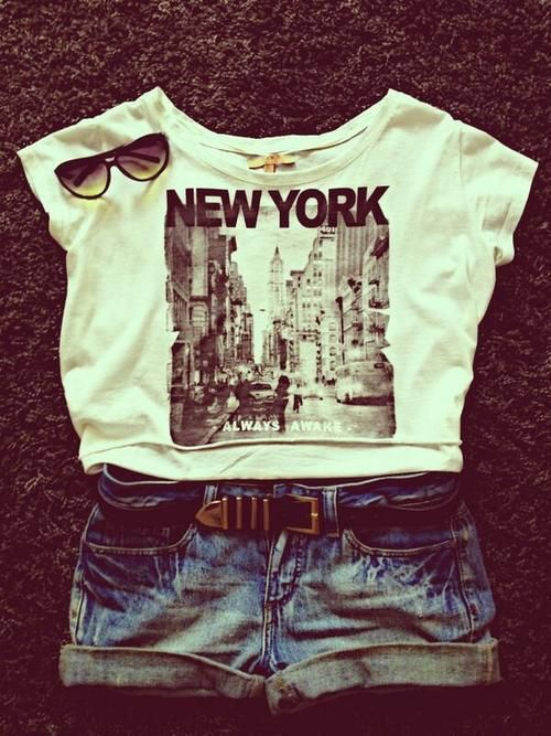 Replace with distressed and ripped high-waisted short