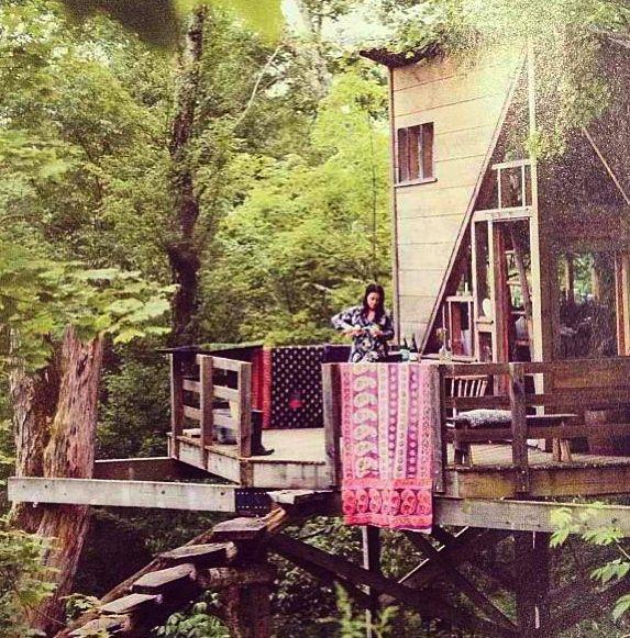 Bohemian Home.