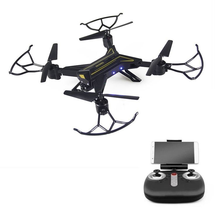 Foldable WiFi FPV Drone,MaQue Foldable Wifi 720P HD Camera Drone RC Helicopter Channels Quadcopter Camera for Kids and Adults