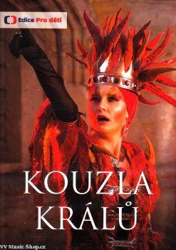 Pohádka České televize Kouzla králů na DVD z Edice České televize.