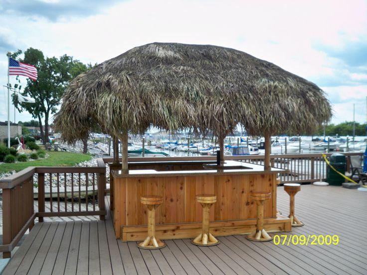 122 Best Tiki Kev S Custom Built Bars Images On Pinterest