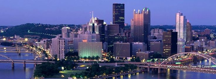 Pittsburgh 3 Facebook Covers