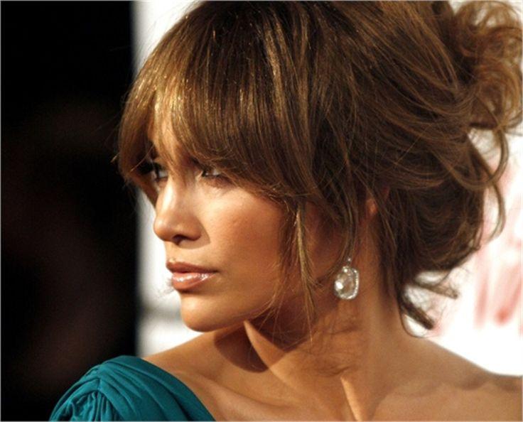 Jennifer Lopez - Frangia Lunga