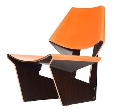 Pink Jalk Project GJ Chair designed by Amanda Nisbet