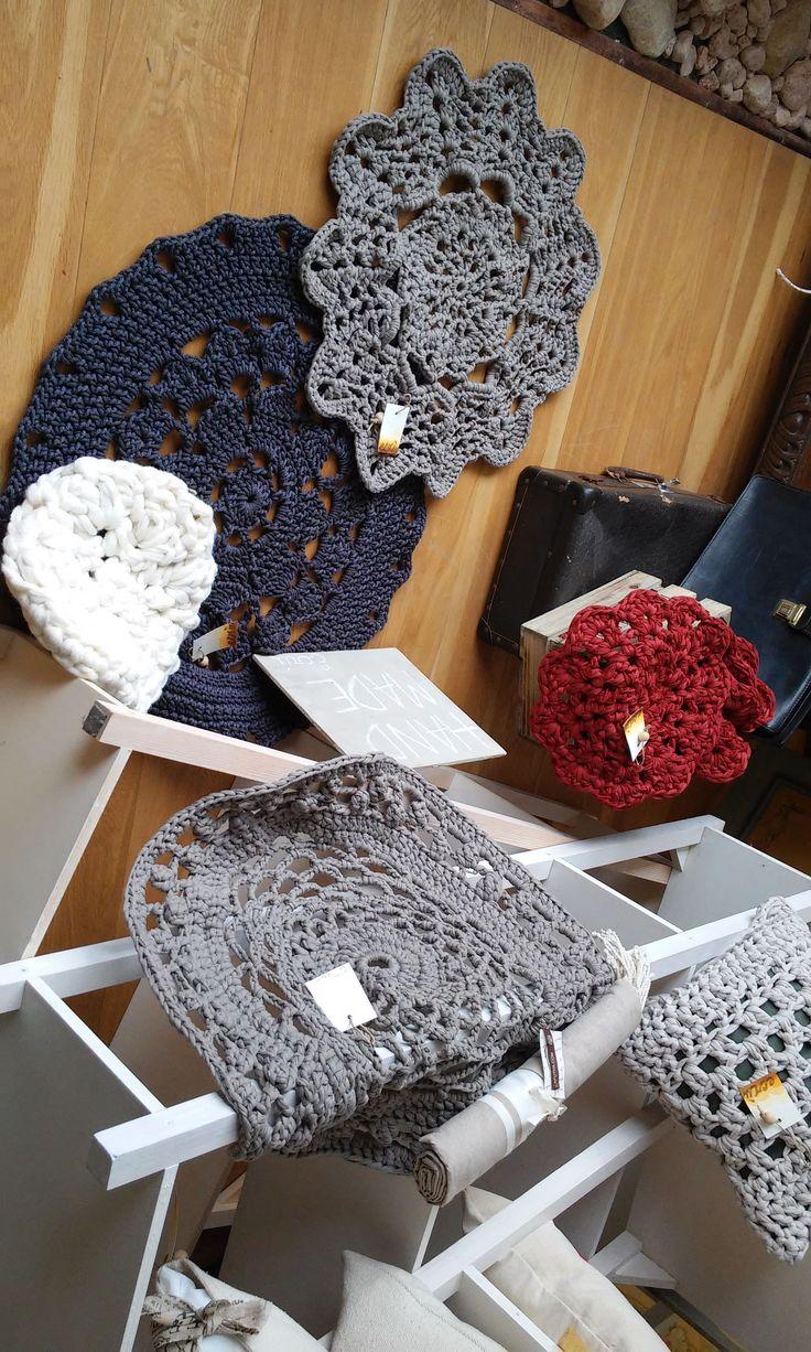 Tappeti Bagno Uncinetto : Oltre fantastiche idee su tappeti fatti all uncinetto