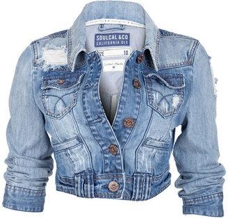 love the blue jean denim jacket