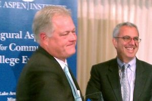 Community College wins first ever Aspen Prize for CC Excellence- Some Bramley's have been here