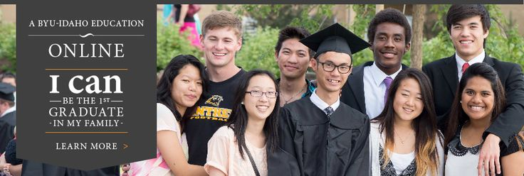 """Online learning - byu-idaho, Online student at byu-idaho """"valerie"""" sets the example for her family by going back to student orientation to online courses. ..."""