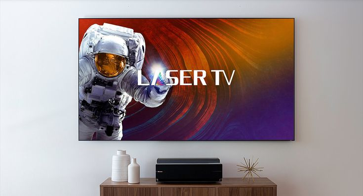 Hisense Outs A $10,000 4K UHD Smart Laser TV Projector #Android #Google #news