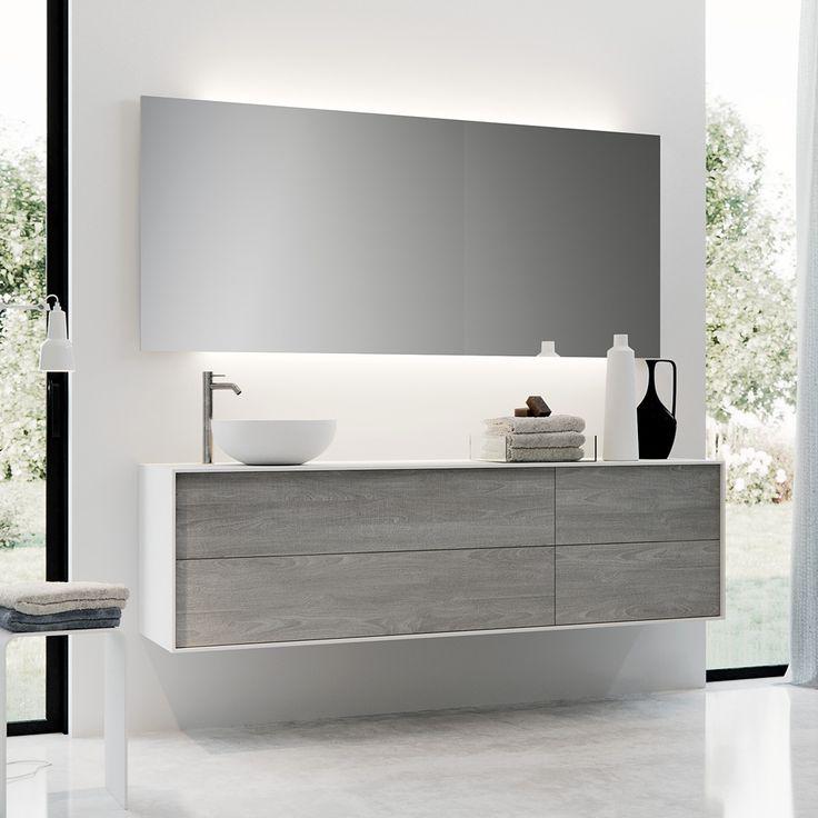 ... Kasten op Pinterest - Moderne badkamers, Modern badkamerontwerp en