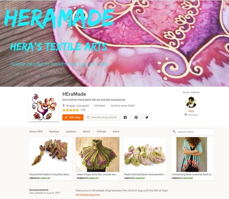 Discounts in HEraMade shop between the 22nd of Aug until the 9th of Sept. HEraMade.etsy.com  #sales #bohemeianclothing #bohochic #bohostyle #bohofashion #handmade #heramade