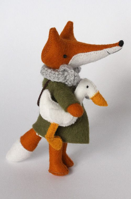 Mini fox Londi - Manomine