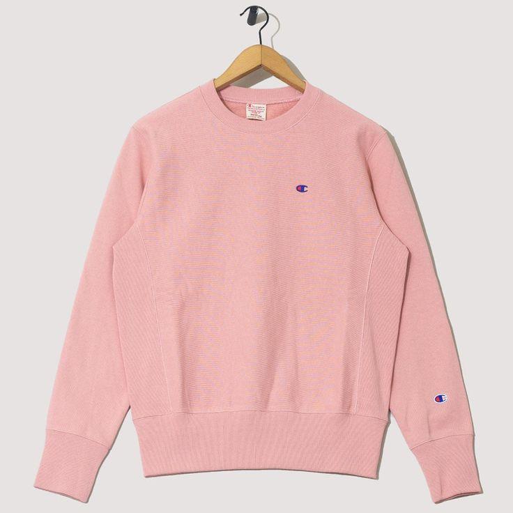 Crewneck Sweatshirt - Pink | Champion | Peggs & son