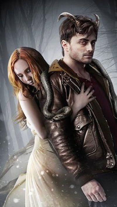 See Daniel Radcliffe's Demonic Transformation from Horns - GotchaMovies - Juno Temple - NewsLocker