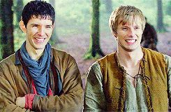 Smiles gif set.  Because this fandom needs to lighten up, every once in a while. (I know it's hard...)