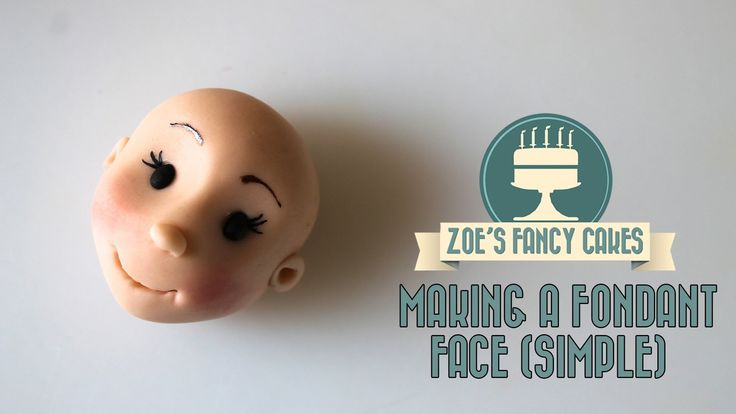 Here I show you how to make a face / head and head like the models I use on my own cakes. I make 2 different types of figures and this video is for the simpl...