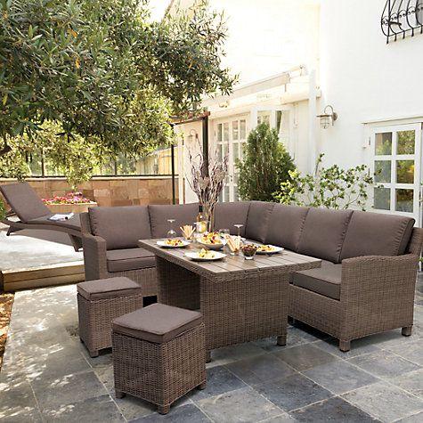 1 599 00 Buy KETTLER Palma Corner Set Online at johnlewis com. 28 best Garden Furniture images on Pinterest