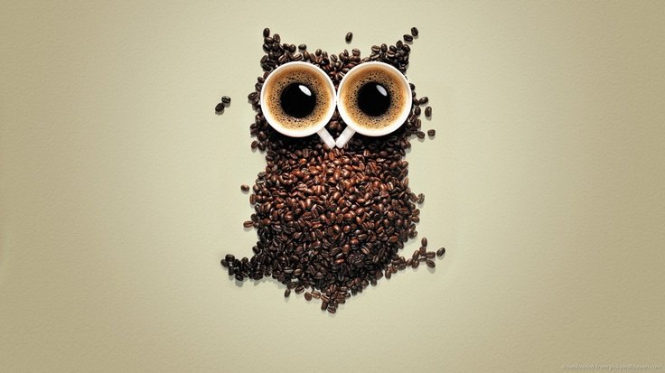 Coffe bird!