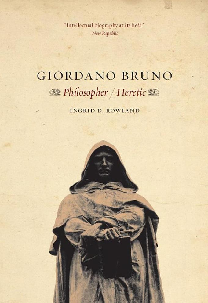Giordano Bruno, the Man Who Dared to Defy the Roman Inquisition. The Italian philosopher and scientist was burned naked, gagged and tied to a wooden stake at the Campo de'Fiori in Rome at 17. of February, 1600. Pope Clement VIII had personally sanctioned Giordano Bruno's execution on charges of heresy.