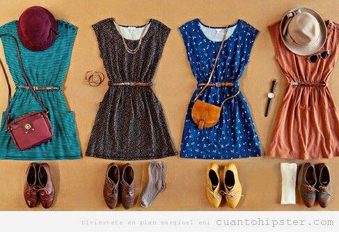 Vestidos con estilo