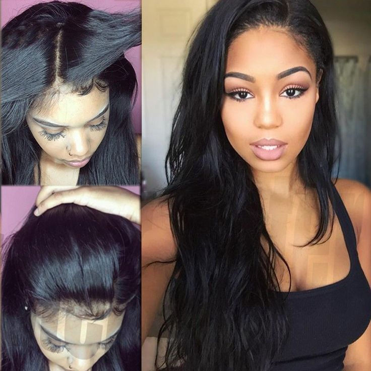 Full Lace/Lace Front Brazilian Human Hair Long Wig. 100% heat resistant