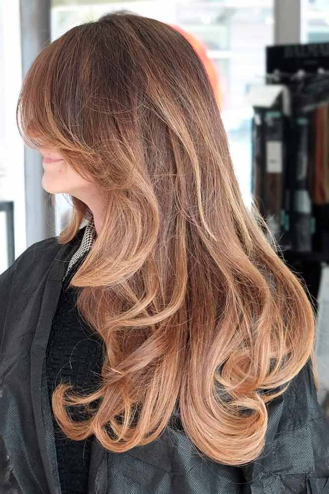 25 ide terbaik brown sombre di pinterest 33 light brown hair color with high and low lights pmusecretfo Images
